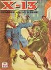 Cover for X-13 Agent Secret (Impéria, 1960 series) #10