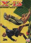 Cover for X-13 Agent Secret (Impéria, 1960 series) #14