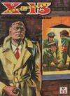 Cover for X-13 Agent Secret (Impéria, 1960 series) #15