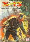 Cover for X-13 Agent Secret (Impéria, 1960 series) #16