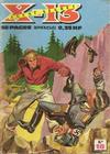 Cover for X-13 Agent Secret (Impéria, 1960 series) #18