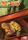 Cover for X-13 Agent Secret (Impéria, 1960 series) #40