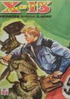 Cover for X-13 Agent Secret (Impéria, 1960 series) #52