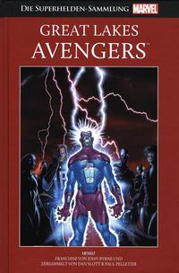 Cover Thumbnail for Marvel - Die Superhelden-Sammlung (Hachette [DE], 2017 series) #69 - Greatlakes Avengers