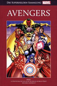 Cover Thumbnail for Marvel - Die Superhelden-Sammlung (Hachette [DE], 2017 series) #1 - Avengers