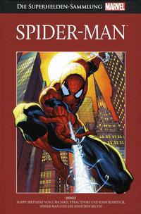 Cover Thumbnail for Marvel - Die Superhelden-Sammlung (Hachette [DE], 2017 series) #2 - Spider-Man