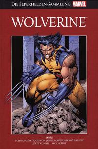 Cover Thumbnail for Marvel - Die Superhelden-Sammlung (Hachette [DE], 2017 series) #3 - Wolverine