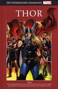 Cover Thumbnail for Marvel - Die Superhelden-Sammlung (Hachette [DE], 2017 series) #4 - Thor