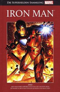 Cover Thumbnail for Marvel - Die Superhelden-Sammlung (Hachette [DE], 2017 series) #6 - Iron Man