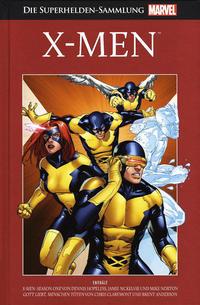 Cover Thumbnail for Marvel - Die Superhelden-Sammlung (Hachette [DE], 2017 series) #8 - X-Men