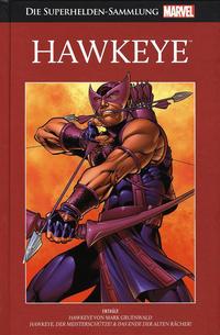 Cover Thumbnail for Marvel - Die Superhelden-Sammlung (Hachette [DE], 2017 series) #9 - Hawkeye