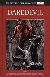 Cover Thumbnail for Marvel - Die Superhelden-Sammlung (Hachette [DE], 2017 series) #10 - Daredevil