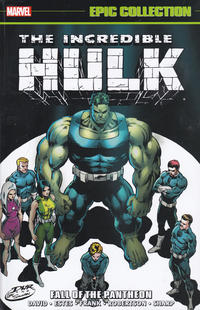 Cover Thumbnail for Incredible Hulk Epic Collection (Marvel, 2015 series) #21 - Fall of the Pantheon