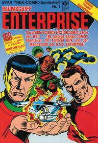 Cover Thumbnail for Raumschiff Enterprise (Condor, 1984 ? series) #1