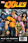Cover for Exiles (Marvel, 2001 series) #17 [Newsstand]