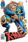 Cover for X-Man (Marvel, 1995 series) #26 [Newsstand]