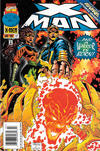 Cover for X-Man (Marvel, 1995 series) #17 [Newsstand]