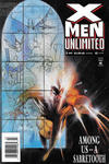 Cover for X-Men Unlimited (Marvel, 1993 series) #3 [Newsstand]