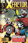 Cover for X-Factor (Marvel, 1986 series) #144 [Newsstand]