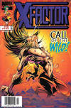 Cover for X-Factor (Marvel, 1986 series) #142 [Newsstand]