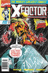 Cover for X-Factor (Marvel, 1986 series) #136 [Newsstand]