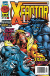 Cover for X-Factor (Marvel, 1986 series) #126 [Newsstand]