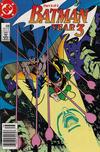 Cover for Batman (DC, 1940 series) #438 [Newsstand]
