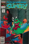 Cover for Slimer! (Now, 1989 series) #4 [Newsstand]