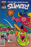 Cover for Slimer! (Now, 1989 series) #6 [Newsstand]