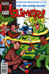 Cover for Slimer! (Now, 1989 series) #11 [Newsstand]