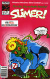 Cover for Slimer! (Now, 1989 series) #12 [Newsstand]