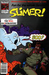 Cover for Slimer! (Now, 1989 series) #13 [Newsstand]