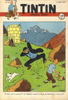 Cover for Le journal de Tintin (Le Lombard, 1946 series) #23/1947