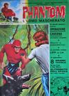 Cover for L'Uomo Mascherato Phantom [Avventure americane] (Edizioni Fratelli Spada, 1972 series) #15
