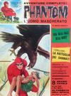 Cover for L'Uomo Mascherato Phantom [Avventure americane] (Edizioni Fratelli Spada, 1972 series) #33