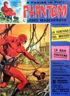 Cover for L'Uomo Mascherato Phantom [Avventure americane] (Edizioni Fratelli Spada, 1972 series) #26