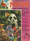 Cover for L'Uomo Mascherato Phantom [Avventure americane] (Edizioni Fratelli Spada, 1972 series) #24