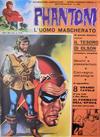 Cover for L'Uomo Mascherato Phantom [Avventure americane] (Edizioni Fratelli Spada, 1972 series) #17