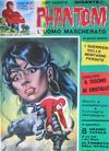Cover for L'Uomo Mascherato Phantom [Avventure americane] (Edizioni Fratelli Spada, 1972 series) #31