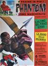 Cover for L'Uomo Mascherato Phantom [Avventure americane] (Edizioni Fratelli Spada, 1972 series) #25