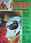 Cover for L'Uomo Mascherato Phantom [Avventure americane] (Edizioni Fratelli Spada, 1972 series) #19