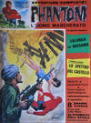 Cover for L'Uomo Mascherato Phantom [Avventure americane] (Edizioni Fratelli Spada, 1972 series) #29