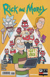 Cover for Rick and Morty (Oni Press, 2015 series) #53 [Cover A]