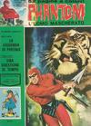Cover for L'Uomo Mascherato Phantom [Avventure americane] (Edizioni Fratelli Spada, 1972 series) #43