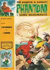 Cover for L'Uomo Mascherato Phantom [Avventure americane] (Edizioni Fratelli Spada, 1972 series) #57