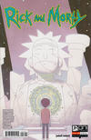 Cover for Rick and Morty (Oni Press, 2015 series) #53 [Cover B]