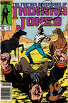 Cover Thumbnail for The Further Adventures of Indiana Jones (1983 series) #26 [Newsstand]