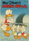 Cover for Anders And & Co. (Egmont, 1949 series) #7/1953