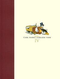Cover Thumbnail for Carl Barks samlede verk (Hjemmet / Egmont, 2005 series) #4