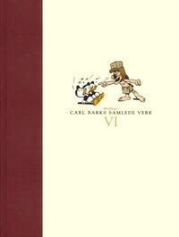 Cover Thumbnail for Carl Barks samlede verk (Hjemmet / Egmont, 2005 series) #6